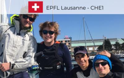 TEAM EPFL LAUSANNE